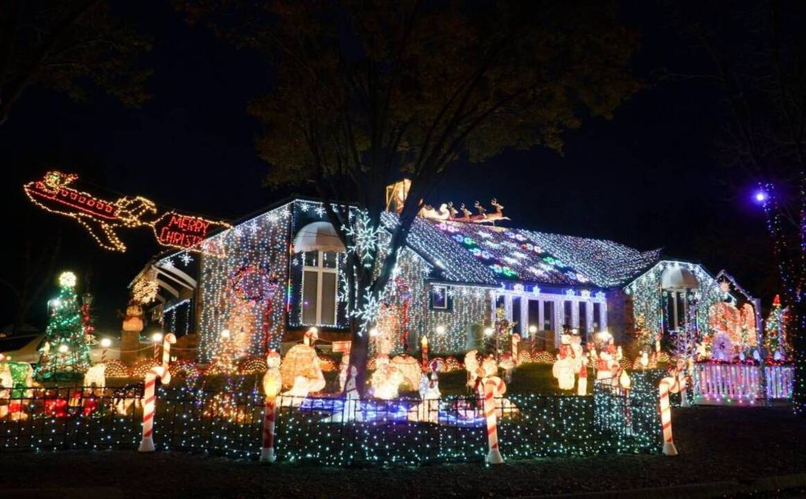 Wichita's Lights on Texas holiday light display scaling back | The