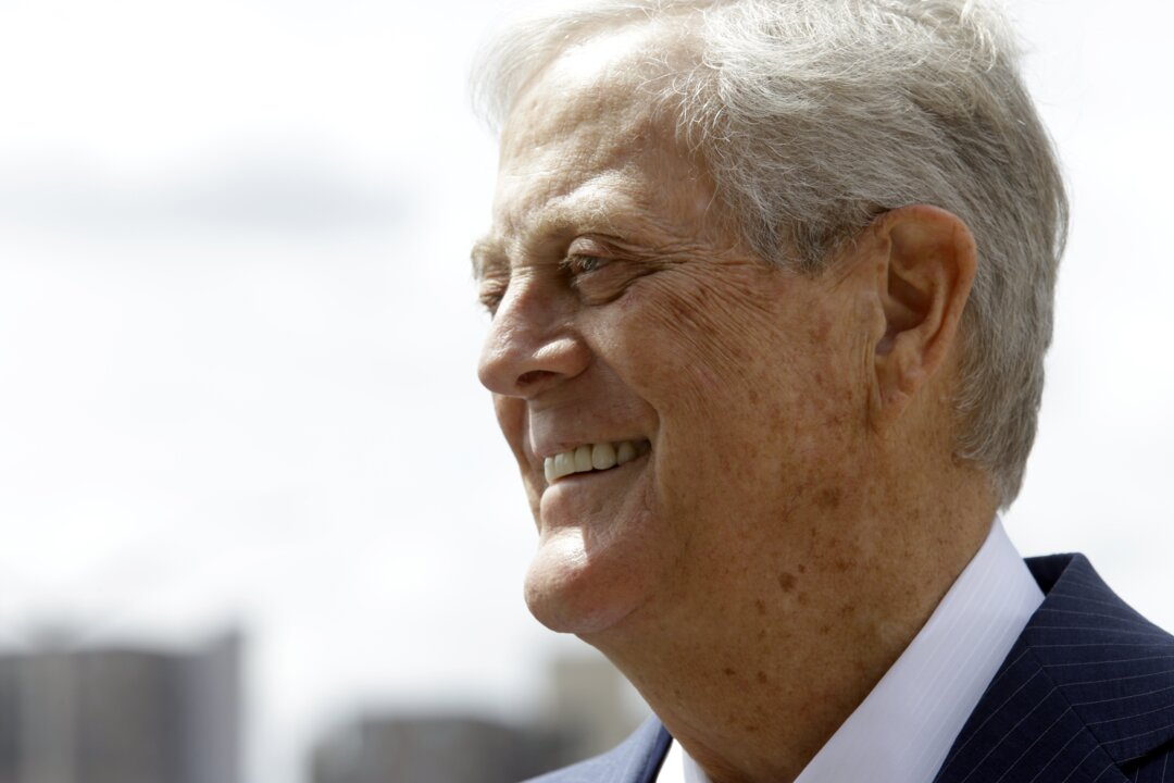 David Koch, Wichita son who influenced American industry, philanthropy and politics, has died