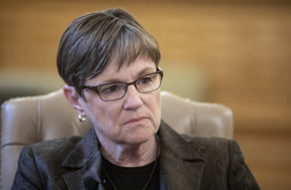 Kansas governor Laura Kelly talks about her first 100 days in office
