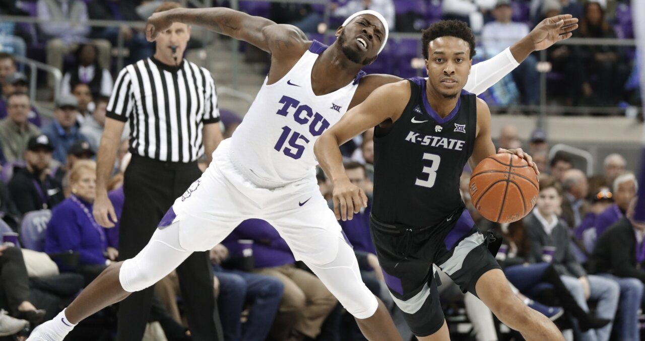 91a277a4c94 K-State moves another step closer to Big 12 championship with 64-52 win at  TCU