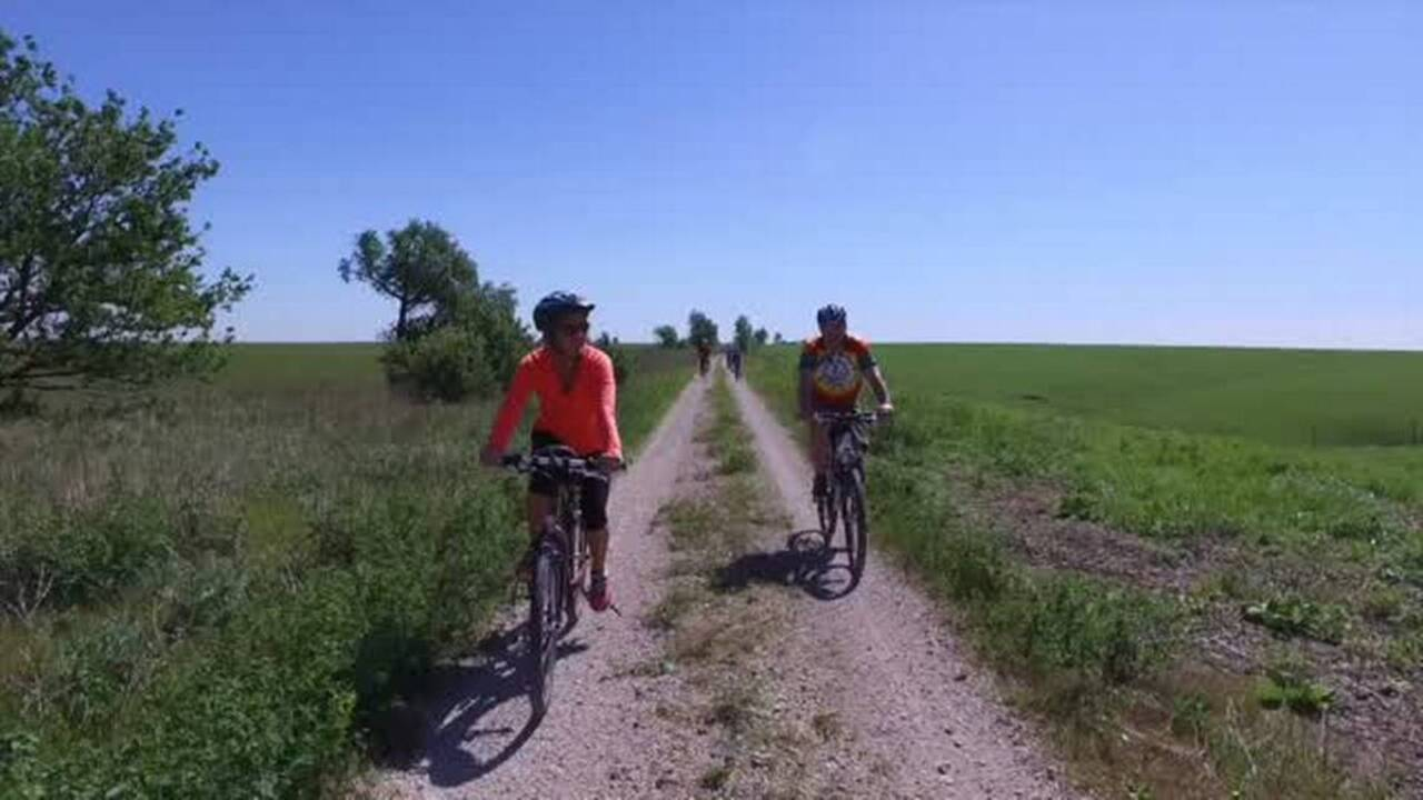 Towns near the Flint Hills Trail hope breweries and festivals will draw in visitors