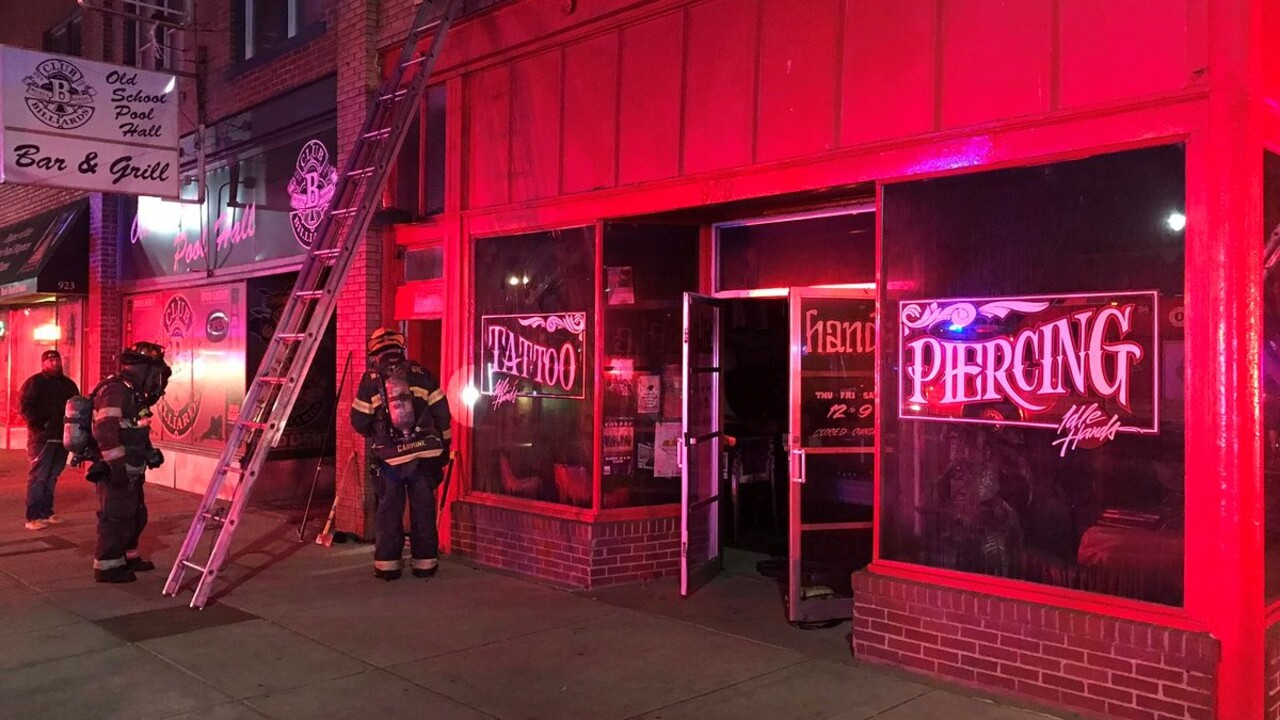 Former employee suspected of setting fire at Wichita tattoo parlor, police say