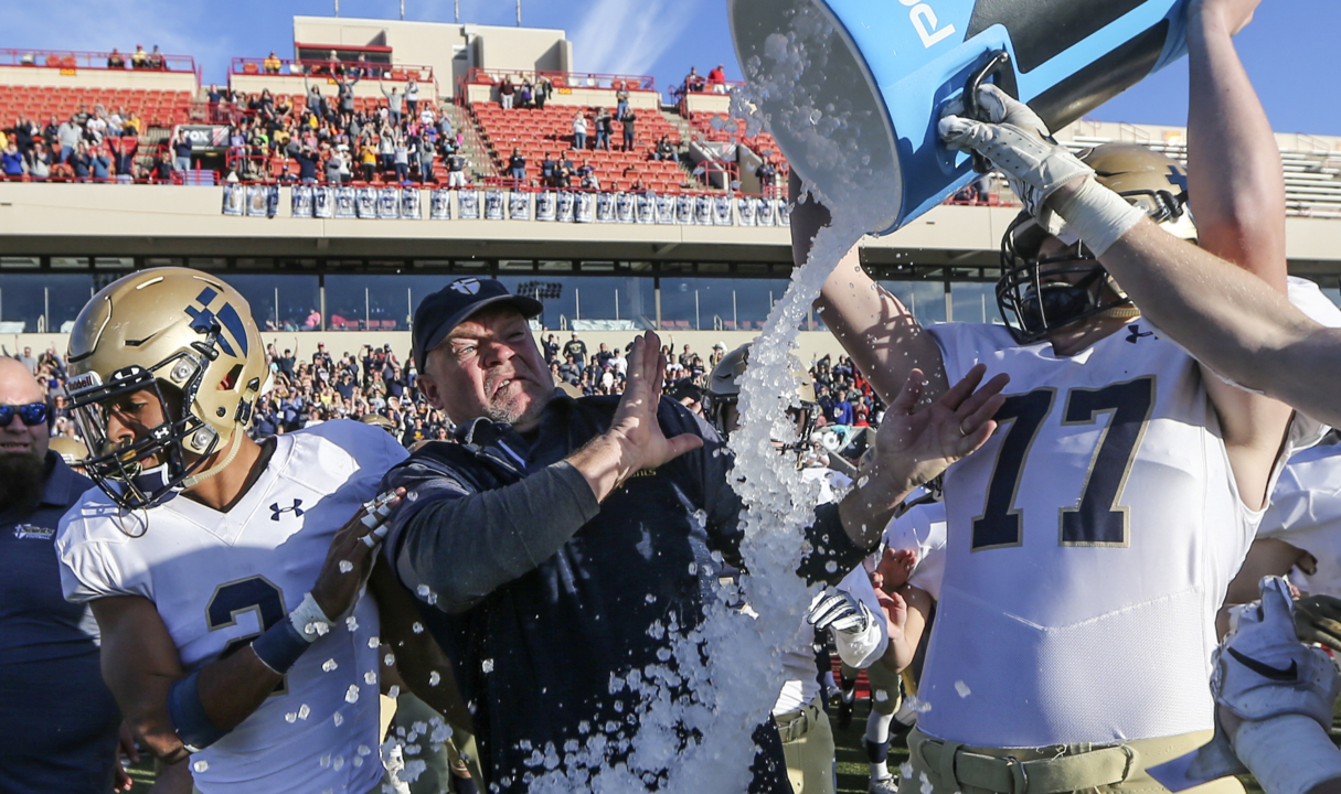 An inside look at the play call that sealed Aquinas' first football state title