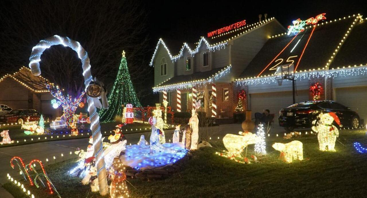 Here's where to see Christmas lights in Wichita in 2019 | The