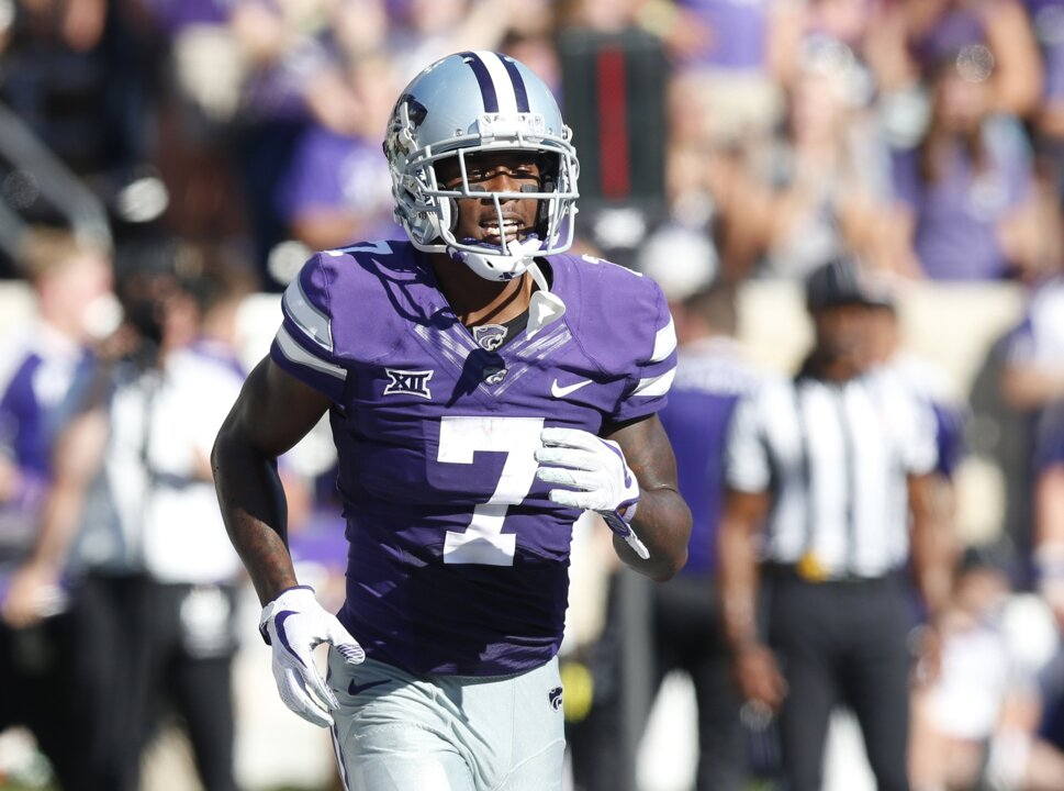 K-State receiver Isaiah Zuber will transfer after three seasons with Wildcats