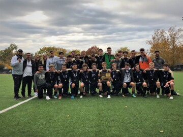 Maize South out to prove 2018 was no fluke after making boys soccer history