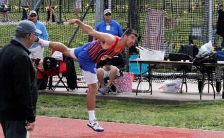 2019 All-Metro Boys Track Javelin selection, Cheney's Trey Patterson