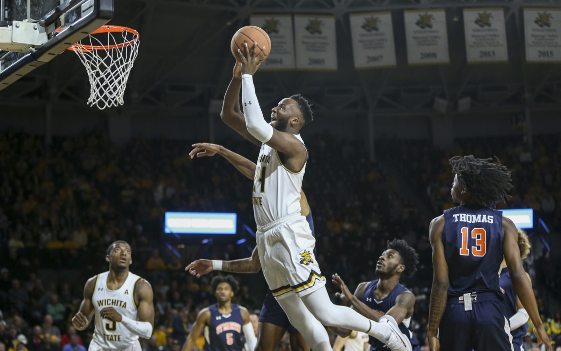 Shockers improve to 3-0 after scorching the nets for 103 points in win over UT Martin