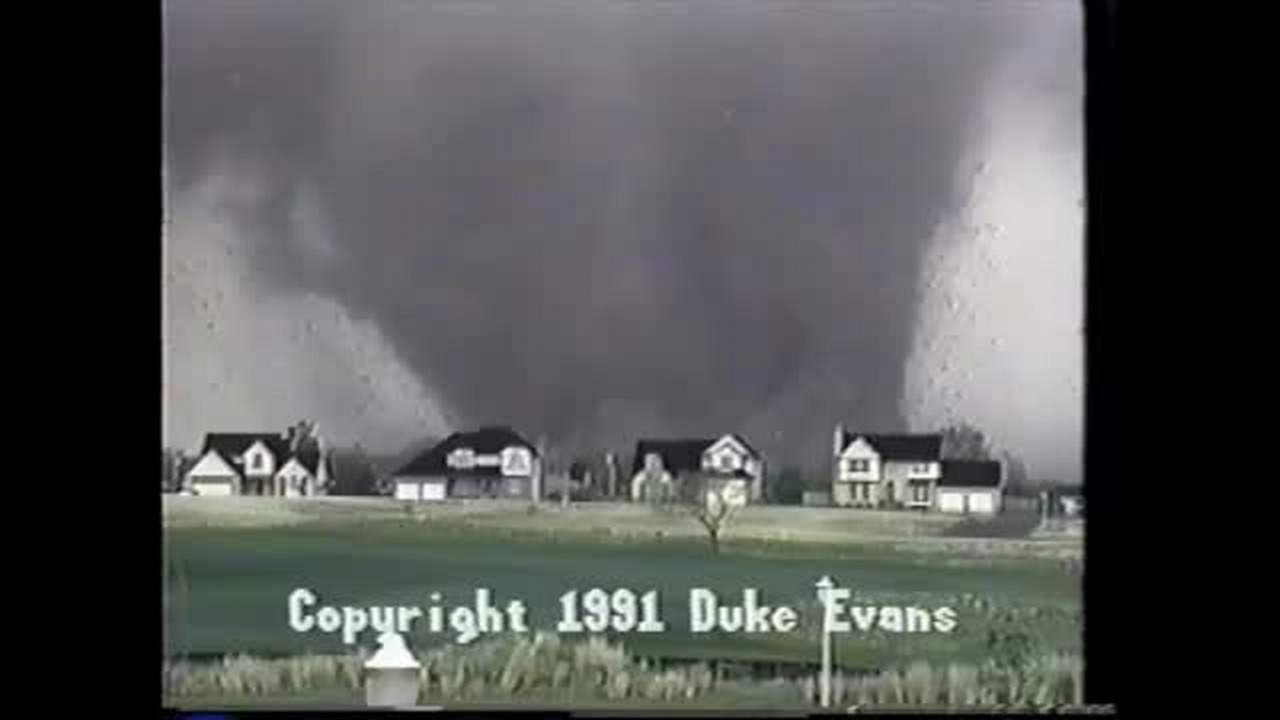 The story of an iconic tornado video | The Wichita Eagle