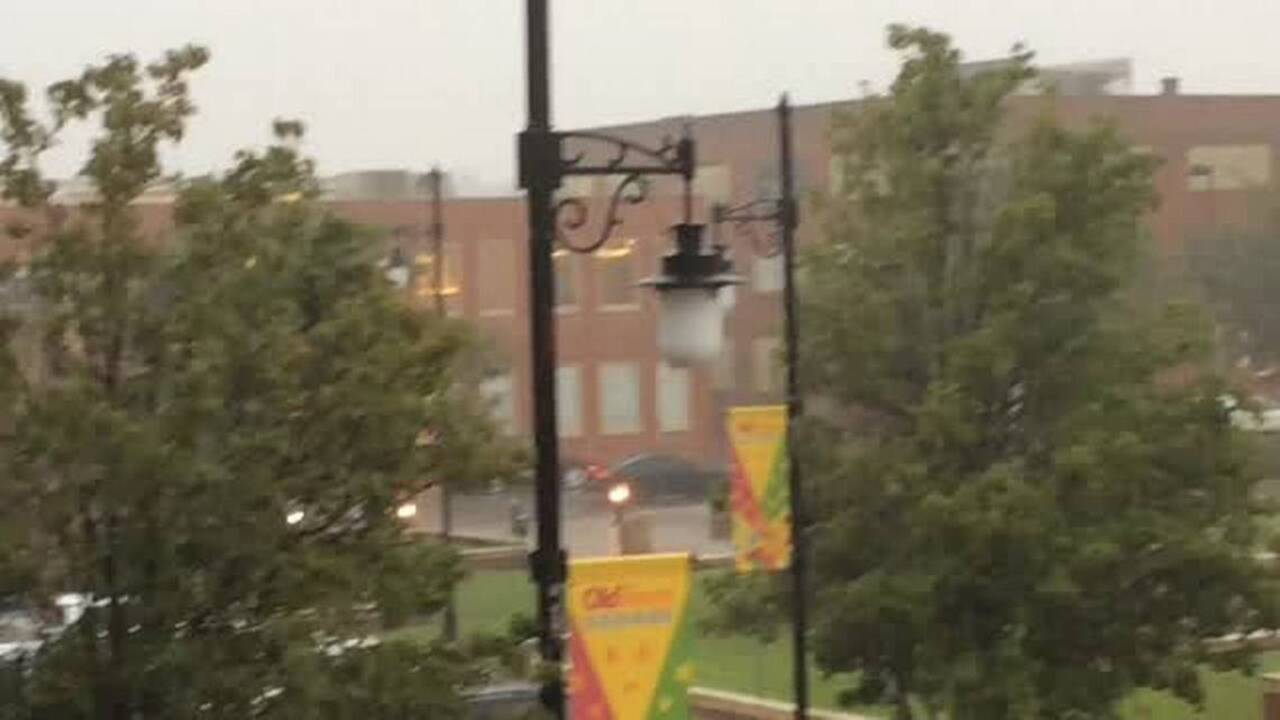 Tornado forms near Winfield, thousands without electricity | The ...