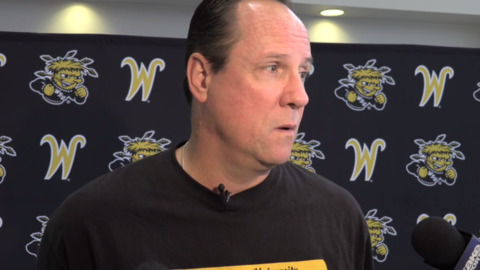 Gregg Marshall talks about the 2019 Shockers before the season gets underway