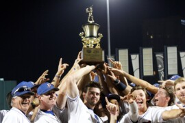 Walkoff ends final NBC World Series at Lawrence-Dumont Stadium