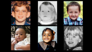 These six kids have gone missing in Kansas, their disappearances are still unsolved