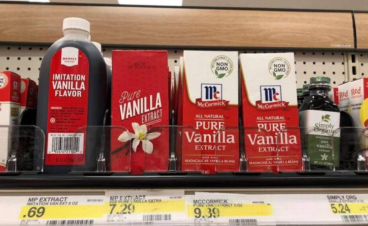 Vanilla prices rise, but imitation vanilla a cheaper option
