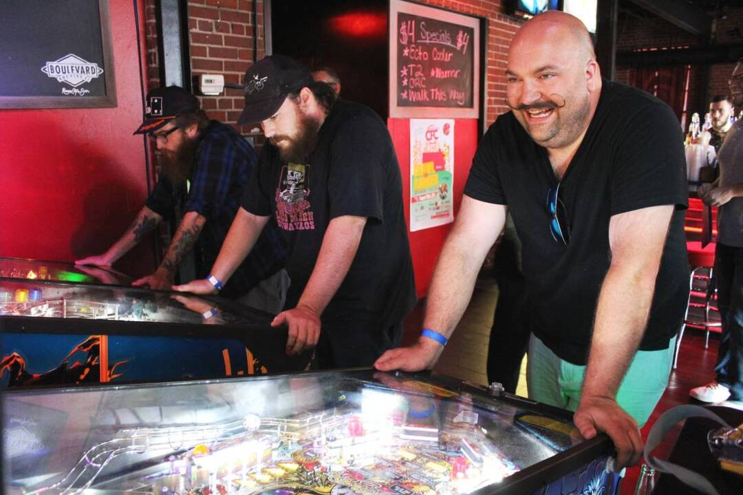 Brilliant Wichita Bar Adds Pinball Lounge For Gamers The Wichita Eagle Interior Design Ideas Gentotryabchikinfo