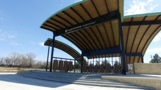 Newest outdoor concert venue in town is Andover's amphitheater