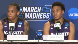 Stokes, Brown Jr. talk scouting Creighton and what it took to take down the Bluejays