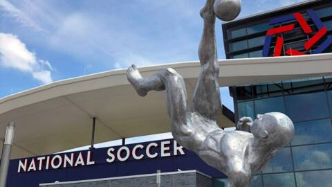 The National Soccer Hall of Fame in Frisco