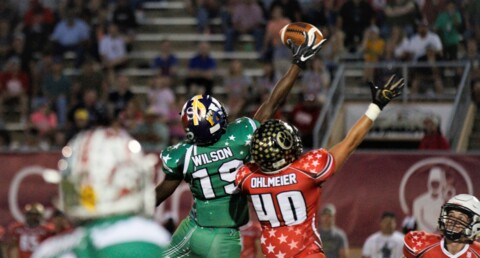 Kansas' best football players come together in 2019 East-West Shrine Bowl