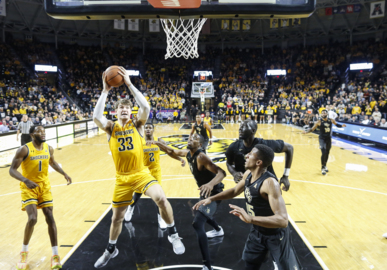 Wichita State players talk about relief of finally getting a win
