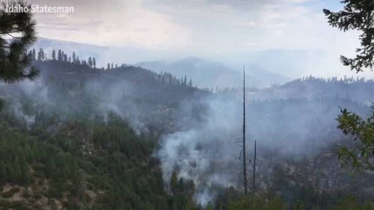 Idaho just had its most mild wildfire season in years. What caused it?