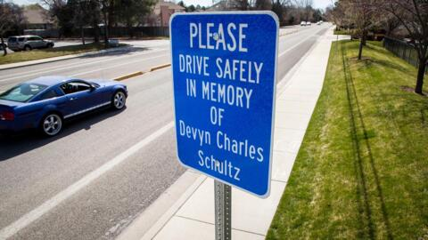 Two Boise teens died in a car crash. ACHD memorialized the drunken driver with a sign