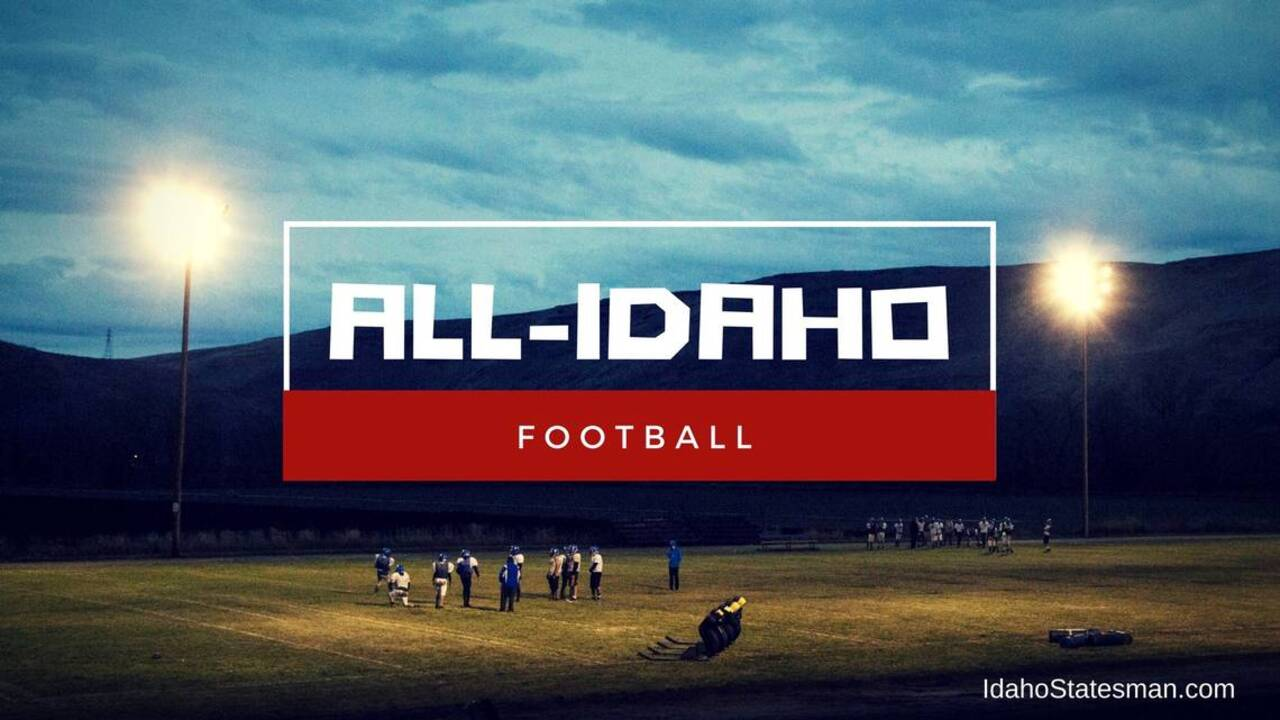 5a All Idaho High School Football Team 2017 Idaho Statesman