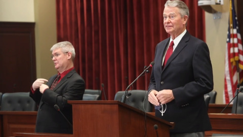 Gov. Little: Stage 4 (again), flu shots, 1/3 of Idahoans are at risk