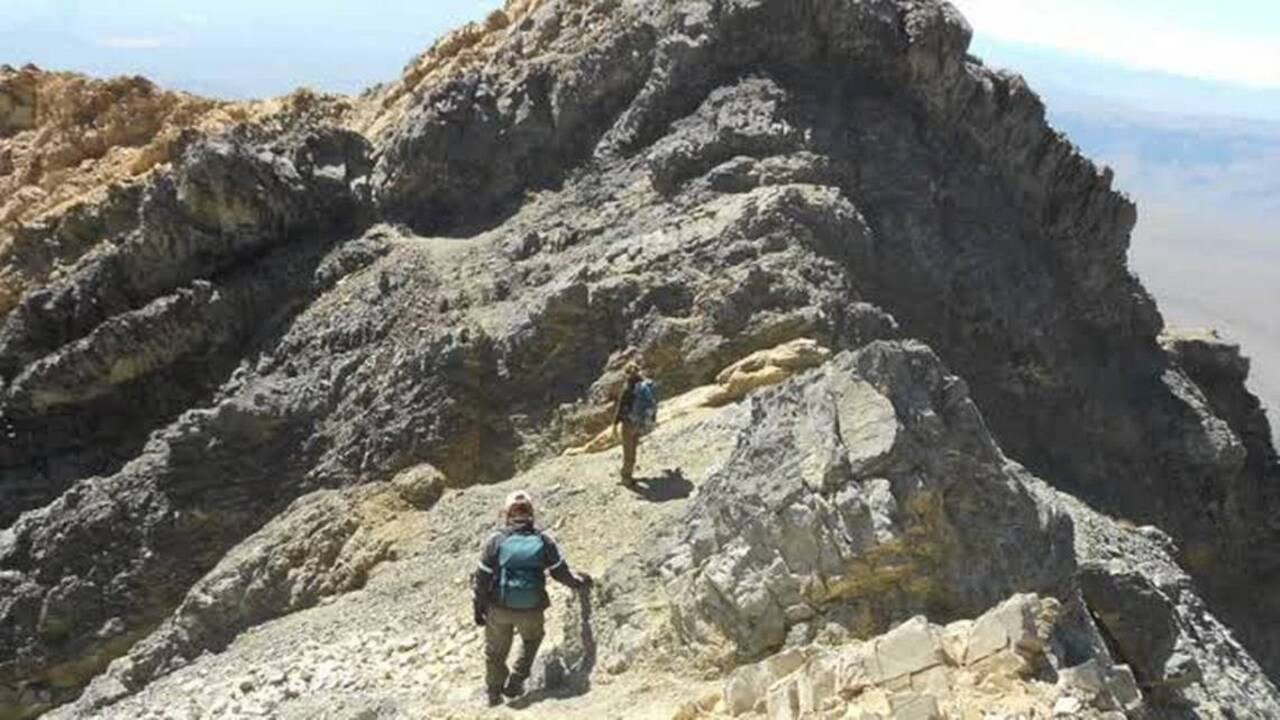 Meridian woman has national mountain climbing records. She just set one in Idaho, too