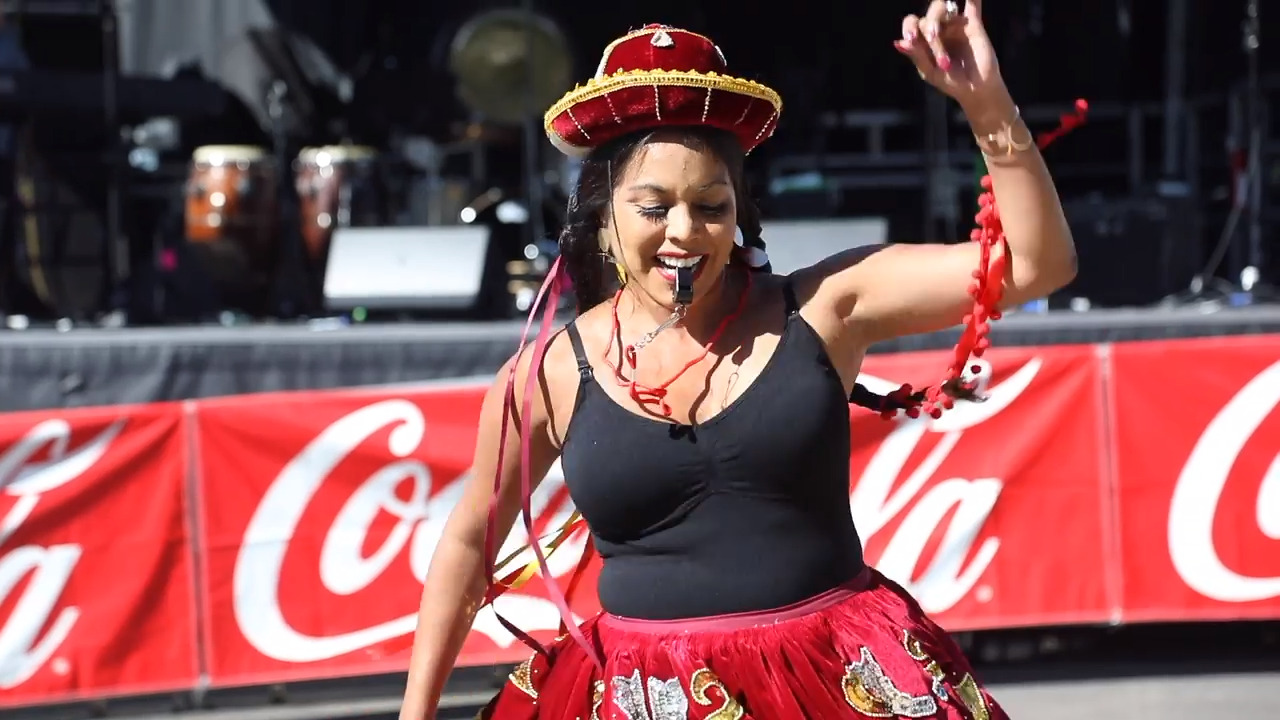 Latino Fest shares culture, food, music