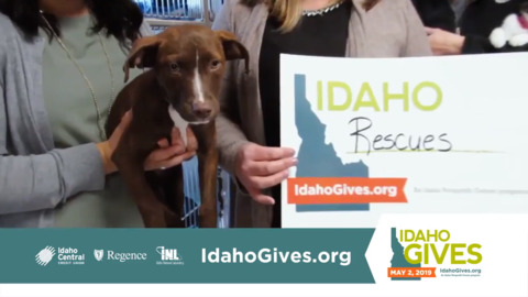 Make Idaho stronger by donating to the causes you care about on May 2