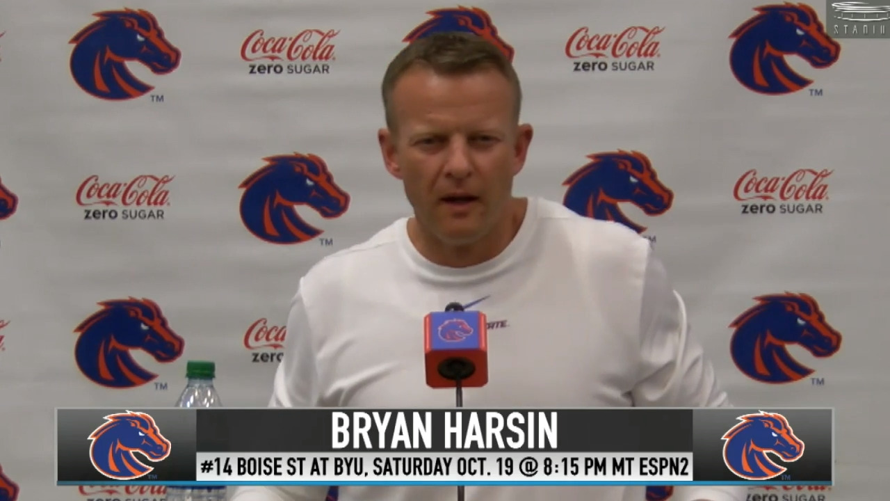 Boise State Sports - cover