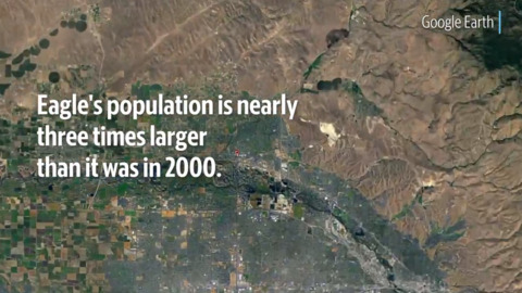 Eagle's population has nearly tripled since 2000. It's going to keep growing.