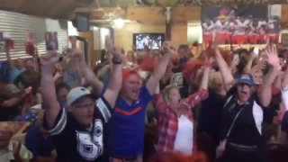 Watch Riggins residents celebrate the moment Leighton Vander Esch got drafted by the Cowboys
