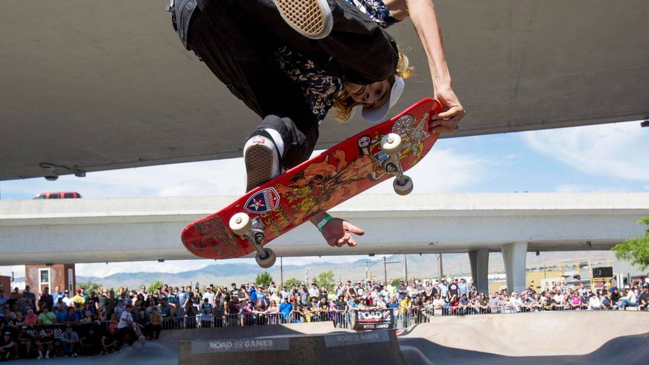 X Games athletes agree: Boise's Rhodes Skate park a winner | June 11