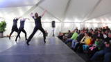 Boise dance troupe Project Flux performs at Treefort