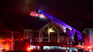 Fire damages lodge at Sun Valley Resort