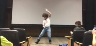 BYU professor dances as Napoleon Dynamite and nails it
