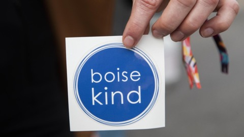 Think you (or fellow Boiseans) need to be kinder? This new campaign is for you