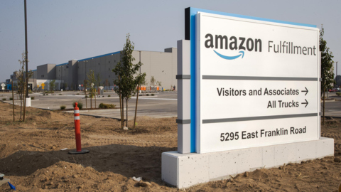 Idaho's first Amazon fulfillment center readies for opening