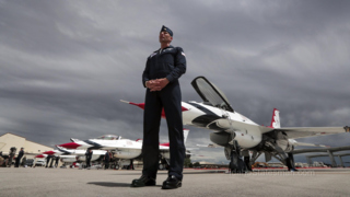 What is it like to be a U.S. Air Force Thunderbird?