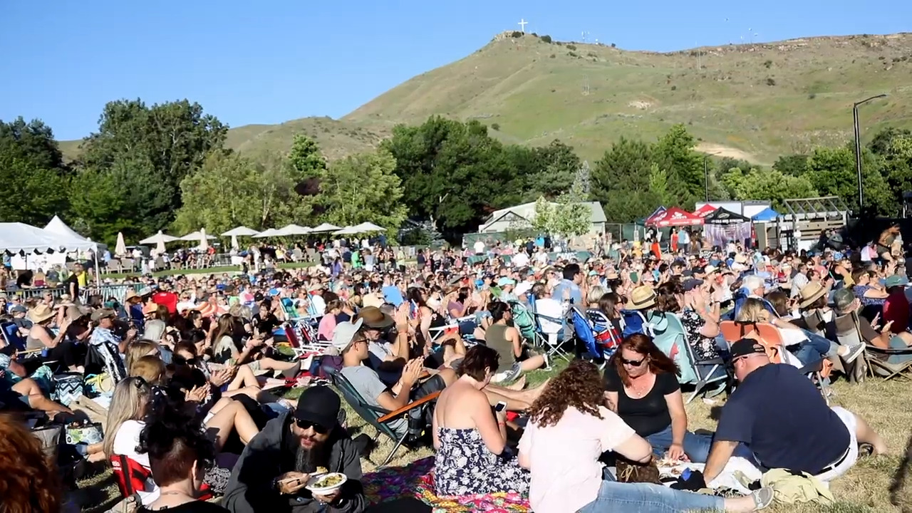 Two new outdoor concerts are coming to Boise this summer. One will be a total Rush.