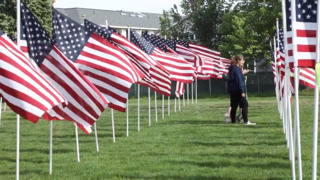 Eagle's Field of Honor: 600 flags, millions of stories