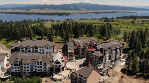 Condos. Restaurants. Building at Tamarack Resort resumes after 11-year deep freeze