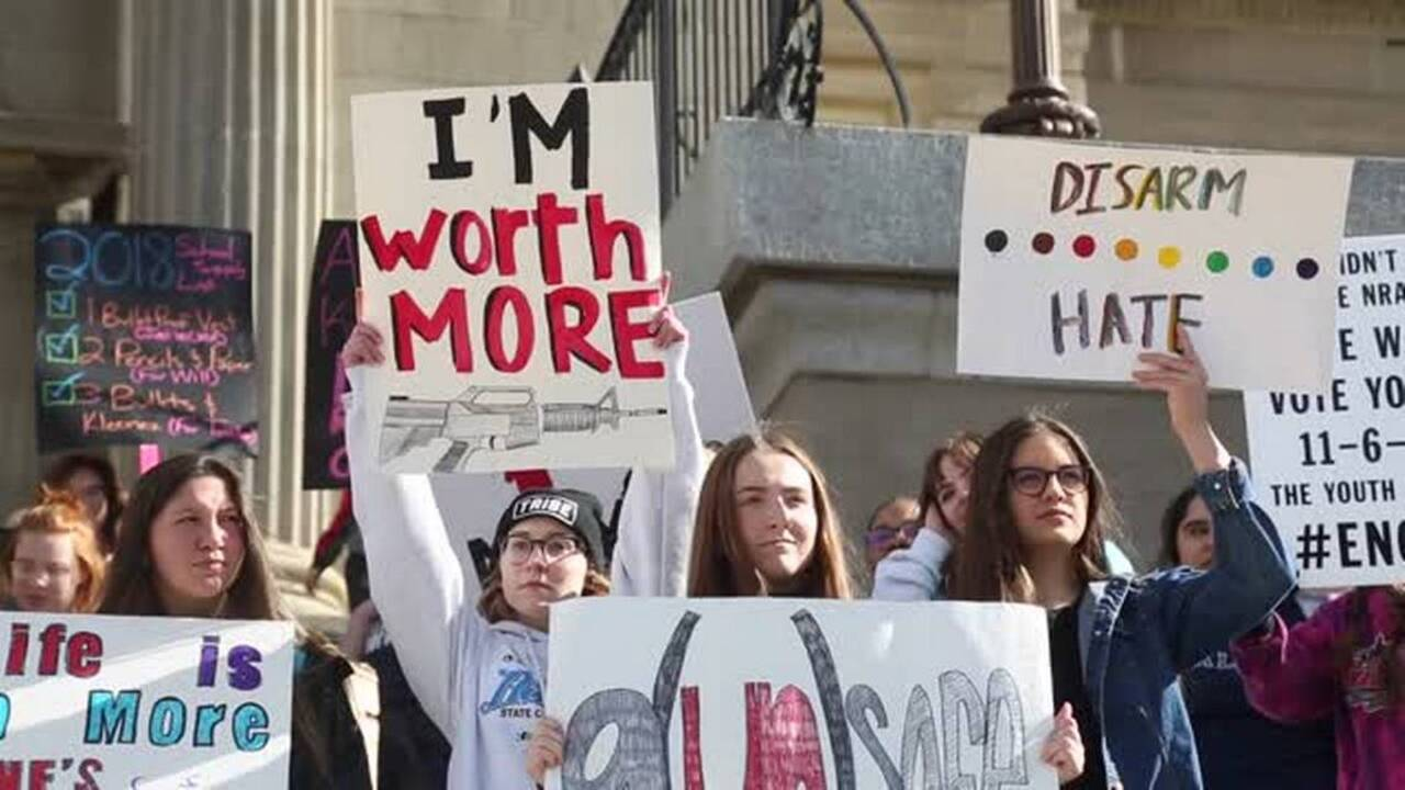 March For Our Lives: Boise joins worldwide protest   Idaho Statesman