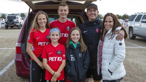 Twin Falls family drives nearly 29,000 miles a year, all in the name of soccer
