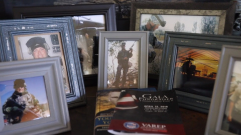 It's personal for this veteran: End the war