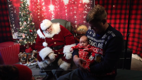 Santa Bob brings joy to kids (young and old) — here's how, even in a pandemic