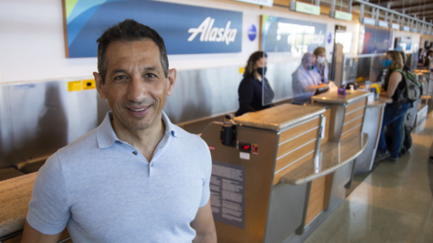 Boise's role in Alaska Airlines' COVID-19 economic recovery