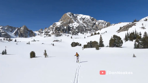 Idaho man climbed - and skied - all of the Gem State's 12,000-foot peaks